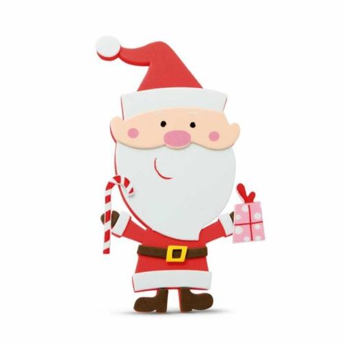 Karácsonyi kreatív habmatrica