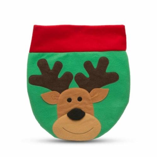 Karácsonyi WC ülőke dekoráció