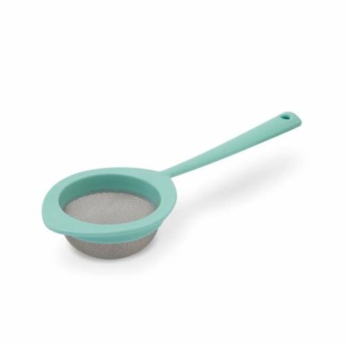 Teaszűrő nyéllel - 16 x 5,5 cm - 4 szín