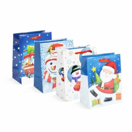 Karácsonyi ajándéktasak (12 db/csomag)