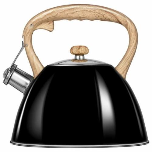 Teáskanna 3L fekete