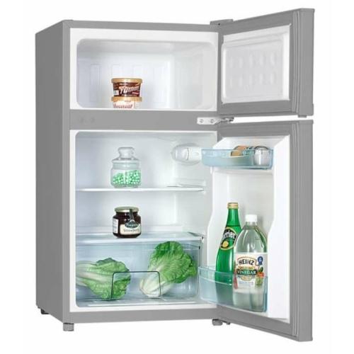 Kombinált hűtőszekrény  90L   (csak 85cm magas!) MPM